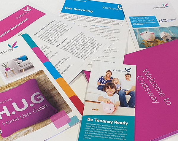 Image of some of our publications