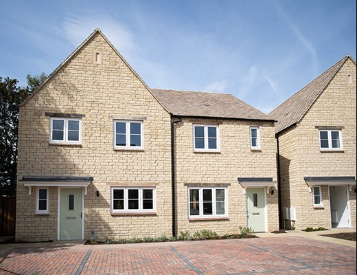 New development in Tackley