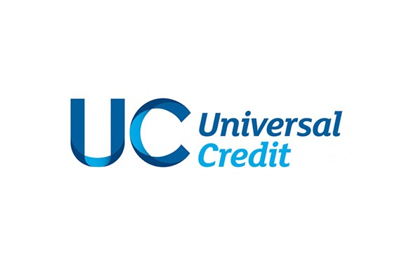 Logo for Universal Credit scheme
