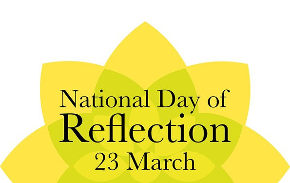 Logo for the National Day of Reflection